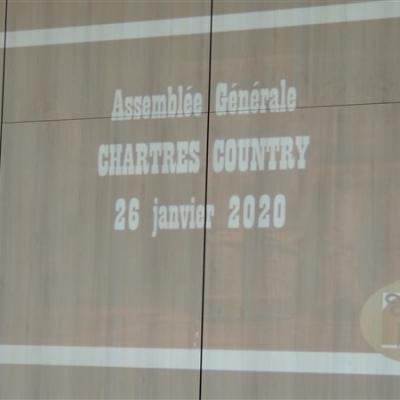 Assemblée générale - 26 janvier