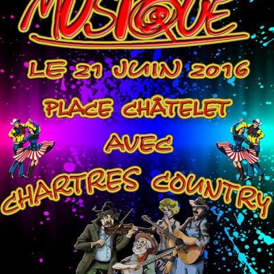Fête de la musique le 21-06-2016