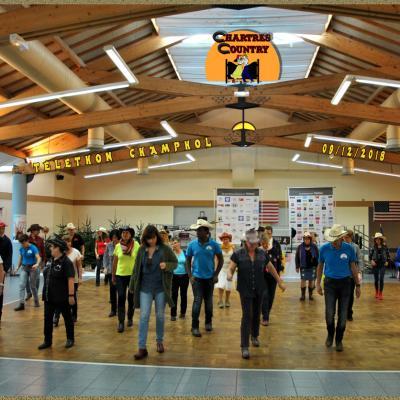 Bal du Téléthon Champhol le 09-12-2018