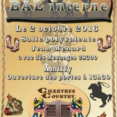 Bal interne 2 Octobre 2016