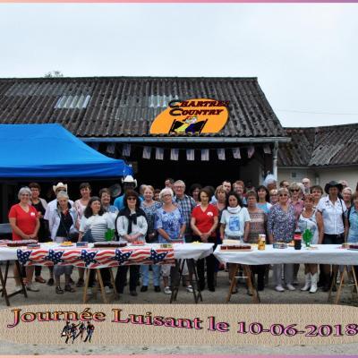 Journée  base de Luisant 10-06-2018