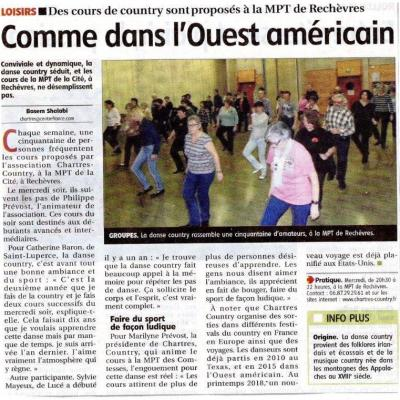 Reportage quartier de Rechèvres